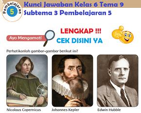 Kunci Jawaban Kelas 6 Tema 9 Subtema 3 Pembelajaran 5 www.simplenews.me