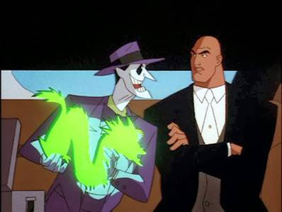 Joker y Luthor juntos