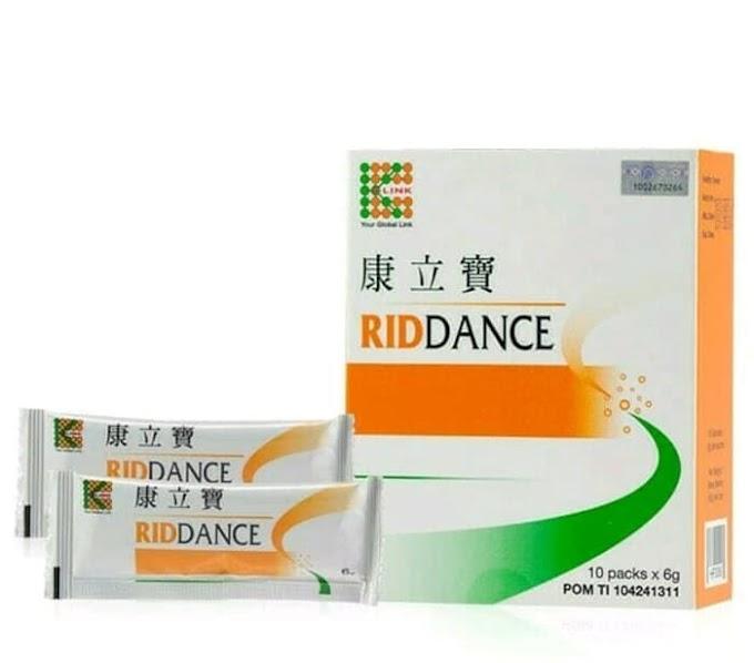 RIDDANCE K-LINK