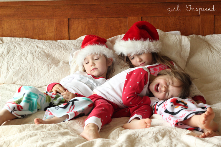 Christmas Pajamas Photoshoot.Christmas Pajamas Archives Girl Inspired