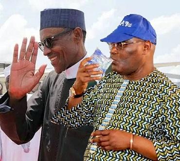 2019: Atiku and Buhari