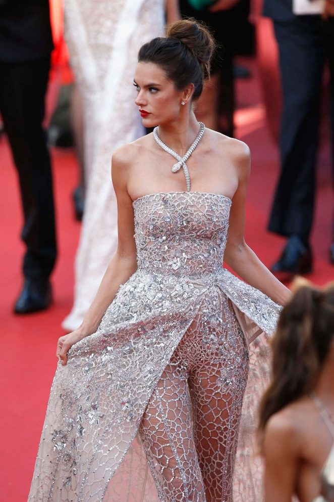 Alessandra Ambrosio – 'The Last Face' Premeire at 2016 Cannes Film Festival