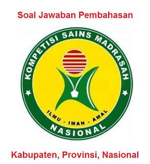 Soal KSM IPS MTs 2018 Tingkat Kabupaten dan Pembahasan Rinci