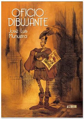 Oficio dibujante de Jose Luis Munuera edita Astiberri