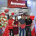 Lenovo grows smartphone market share, opens new concept store in Iloilo, 15th in the Philippines!