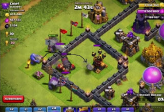 """BOWLER"" Pasukan Baru Di Dark Barrack Clash Of Clans"