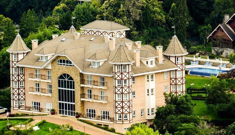 Carballo Hotel & Spa - Campos do Jordão - SP - Gramado e Campos do Jordão têm os melhores hotéis do Brasil
