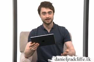 People magazine: Kids interview Daniel Radcliffe