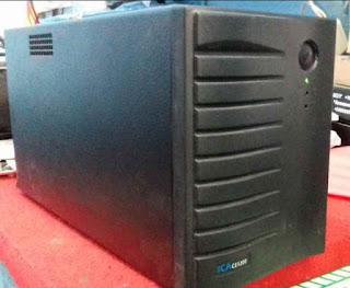 Cara Mengganti Baterai UPS ICA CE1200