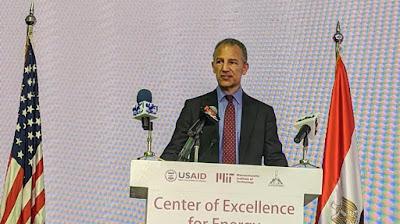 بالصور.. الولايات المتحدة ومصر تفتتحان مركز التميز للطاقة بجامعة عين شمس