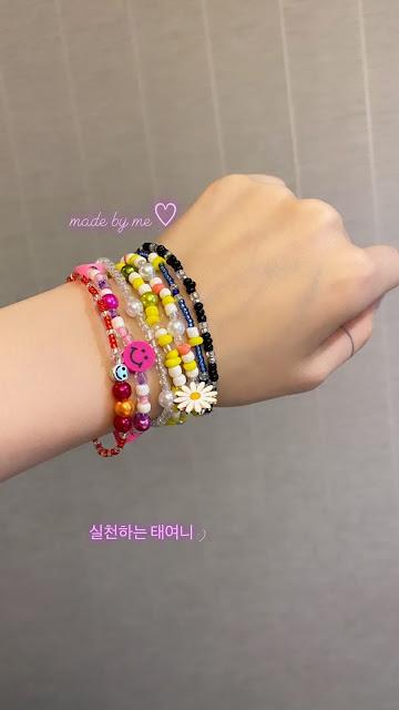 snsd taeyeon accessories