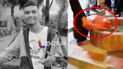 Crimen de Santiago Ochoa el joven decapitado, estaría relacionado con el tráfico de drogas: Policía