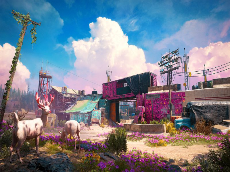 Far Cry New Dawn Highly Compressed Free Download