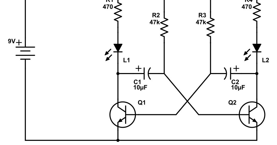 Basic Electronics Project: Blinking LED