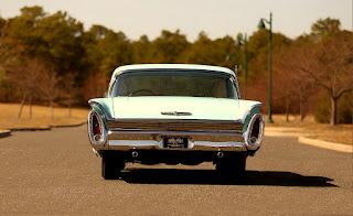 1960 Mercury Montclair Premiere Landau Rear