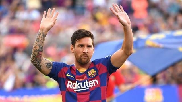 Messi comunica al FC Barcelona a través de un burofax que desea abandonar el club de forma inmediata