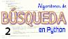 Algoritmos de búsqueda con Python: Búsqueda exponencial