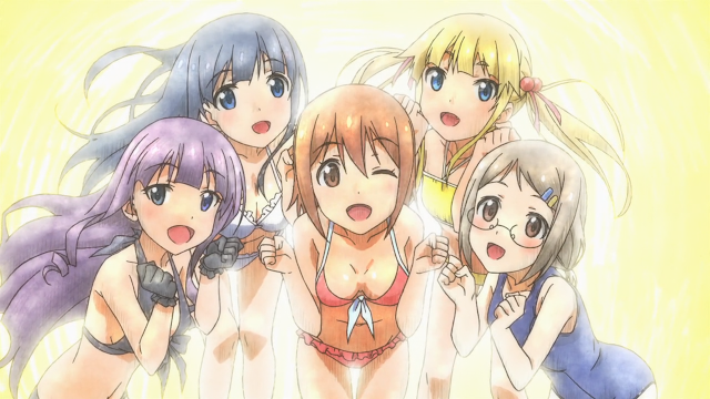 Download Anitore! EX All Episode 1-12 Subtitle Indonesia [Batch]