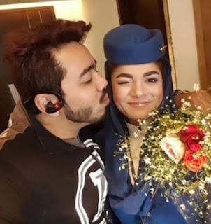 Rakib Kissing Nasirs Present Wife Tamima Tammi