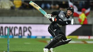Tim Seifert 84 - New Zealand vs India 1st T20I 2019 Highlights
