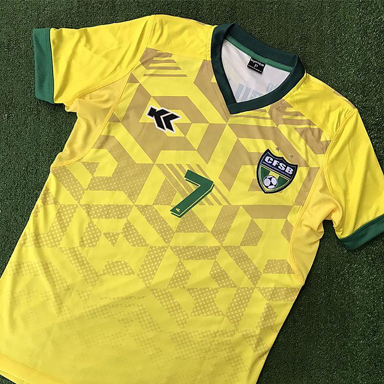 c727687959 Kyrios Sport divulga as novas camisas da Seleção Brasileira de futsal