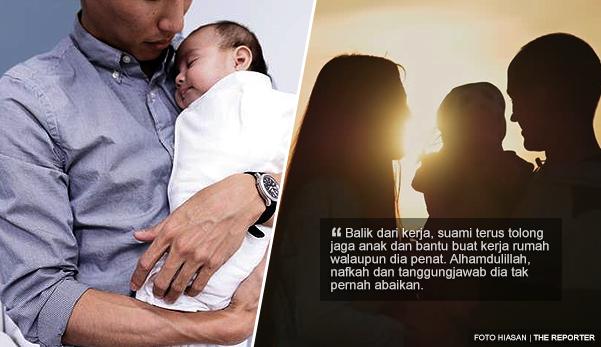 Kalau Suami Bahagiakan Isteri Dan Anak Anak Melimpah Ruah