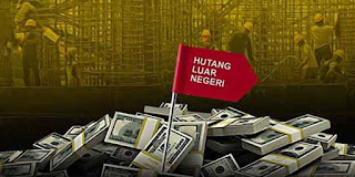 Utang Luar Negeri Era Jokowi: Tertinggi dan Paling Tidak Produktif Sepanjang Sejarah