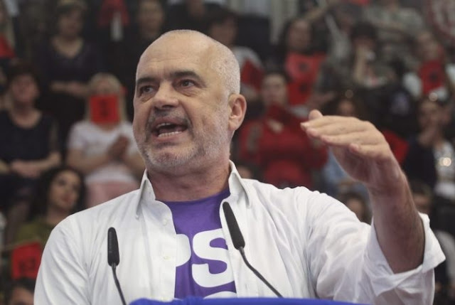 "Edi Rama: who violates the elections will be punished; ""don't play with fire"