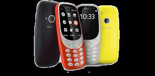 Nokia 3310 Terbaru 2017