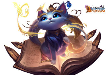 PNG Yuumi, the Magical Cat