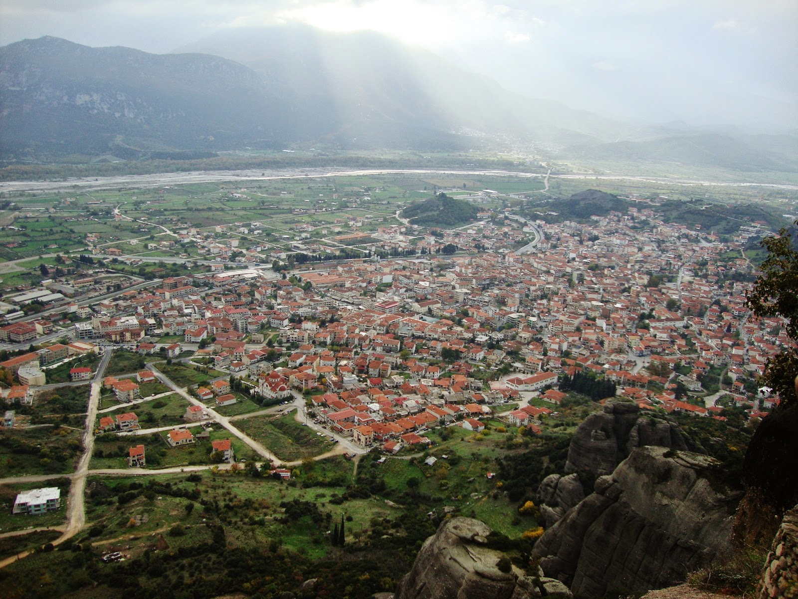 bijuleni, Greece, travel, Meteora, Kalampaka