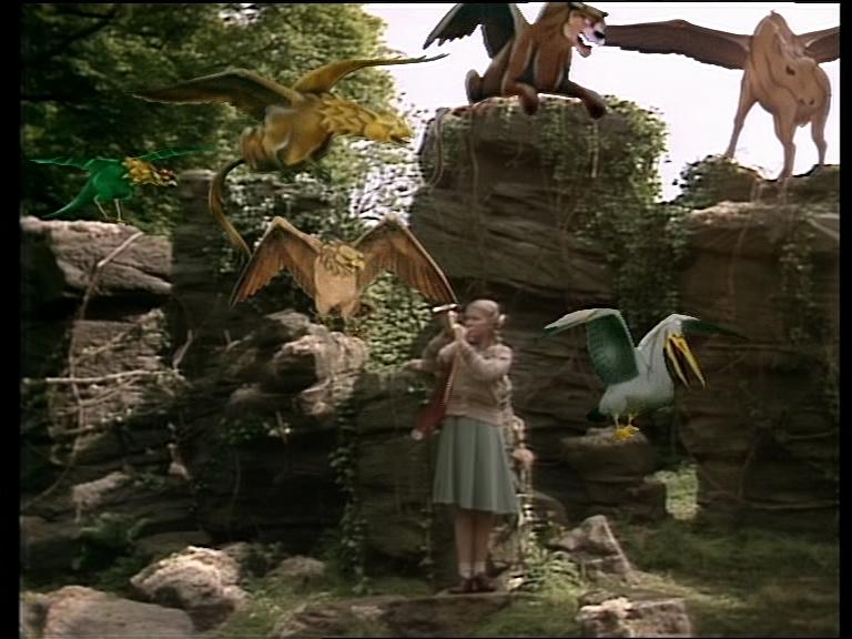Pop Classics The Lion The Witch And The Wardrobe Bbc 1988