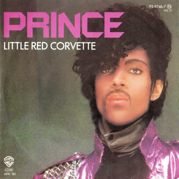 Saturday 9: Little Red Corvette