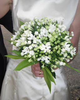 White wedding flowers Cambridgeshire