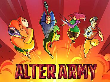 لعبة Alter Army
