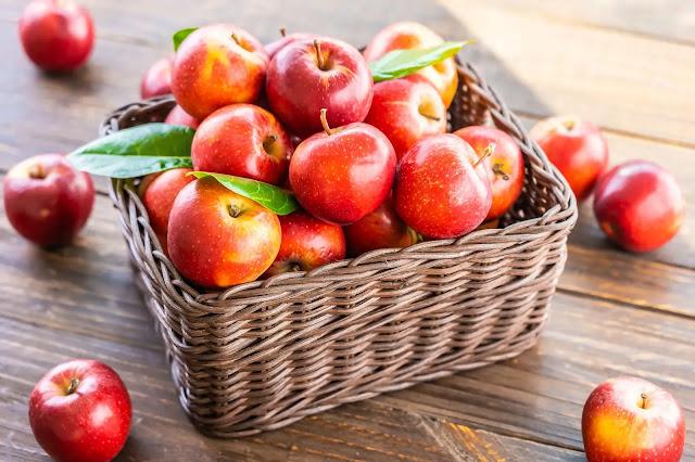 ماهي فوائد التفاح الصحية