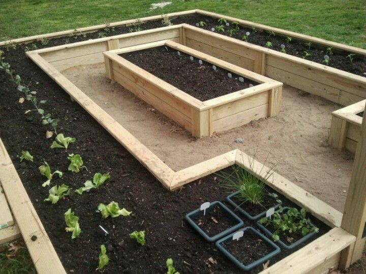 Home Decor 25 Creative Cheap Raised Garden Bed
