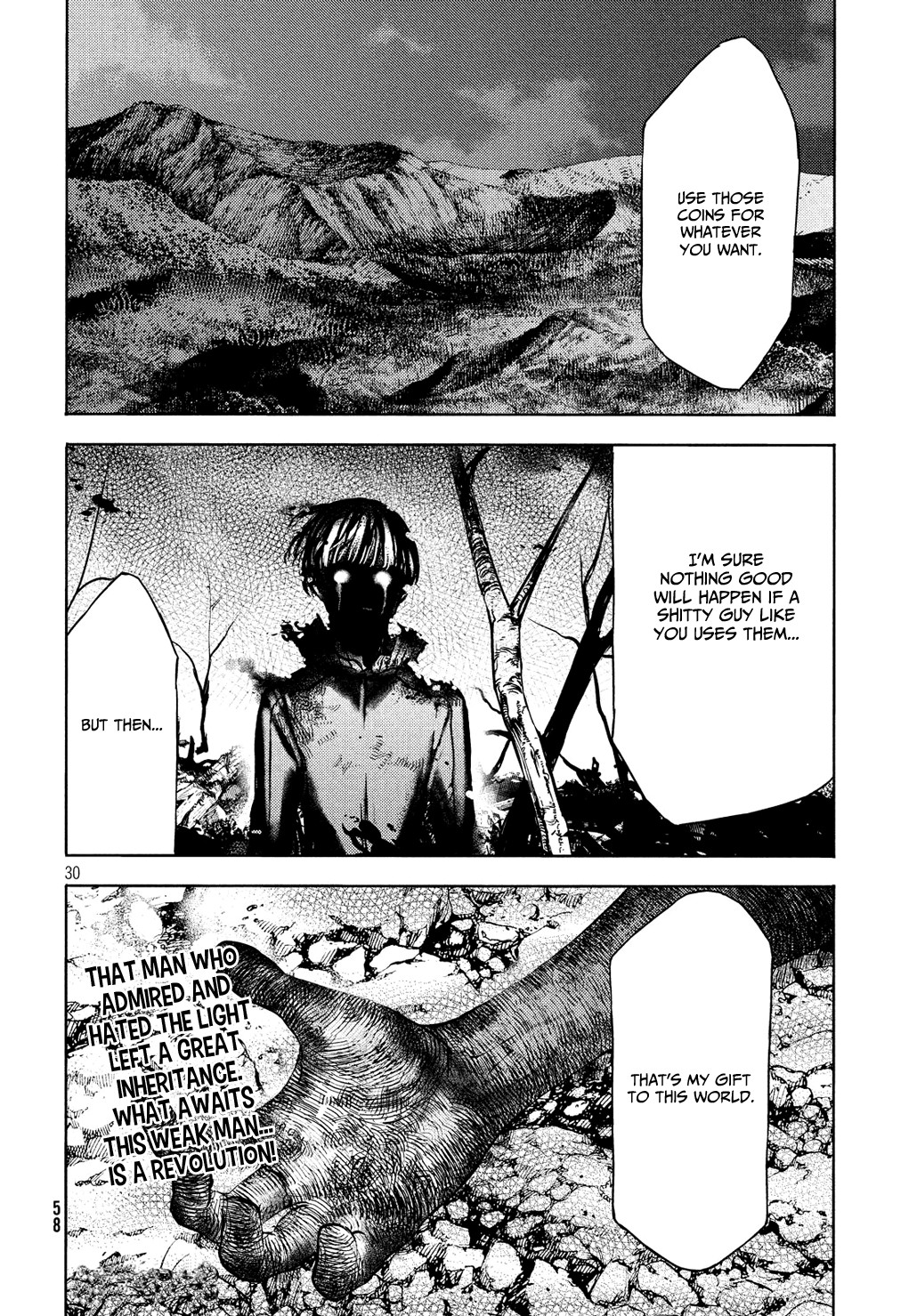 Gleipnir1- Vol.8 Chapter 51