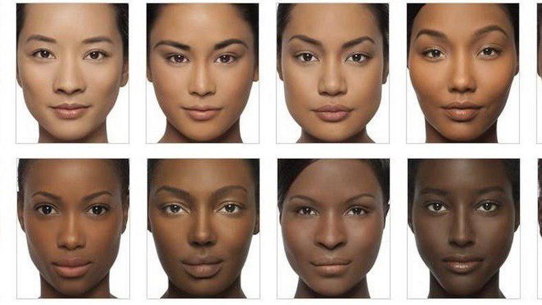 kandungan melanin kulit cerah dan gelap