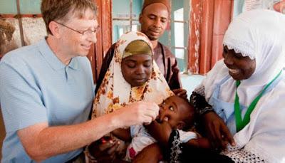 Bill Gates Foundation To Assist Nigeria Repay $76m Polio Facility