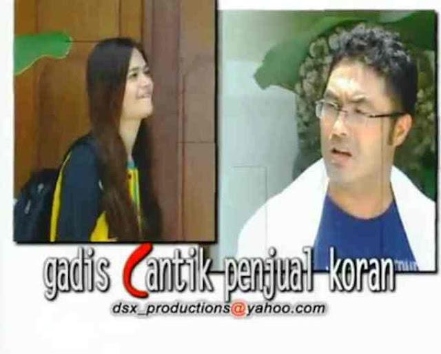 Nama Pemain FTV Gadis Cantik Penjual Koran SCTV Lengkap