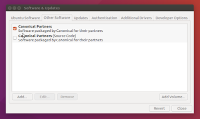 Ubuntu Canonical Partners repository