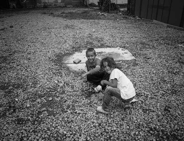 street photography, gypsy