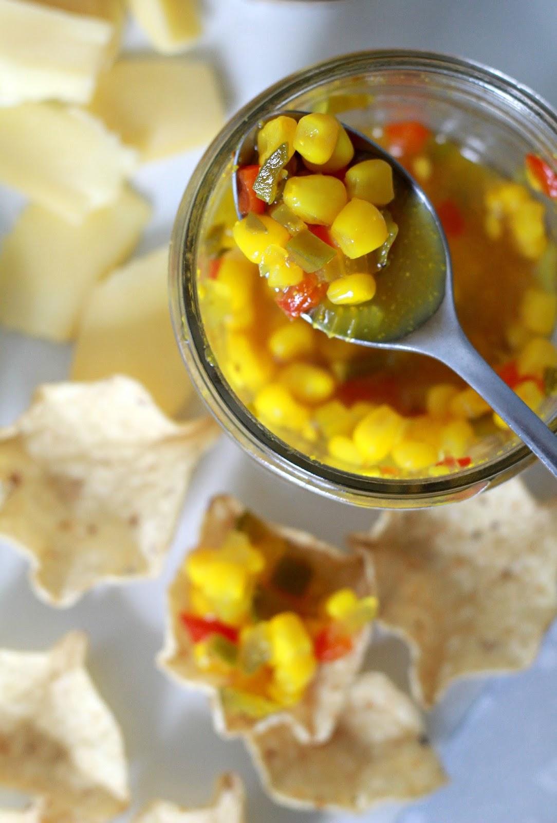 Corn Relish | Grateful Prayer | Thankful Heart