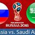 مشاهدة مباراة السعودية وروسيا 2018 بث مباشر يلا شوت YOUTUBE