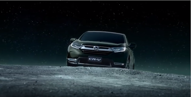 Honda All-New CR-V 2017 7-seater