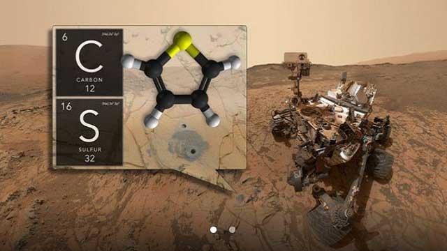 ناسا تجد ما يمكن أن يكون أفضل دليل حتى الآن على أن الحياة فوق سطح المريخ ممكنة