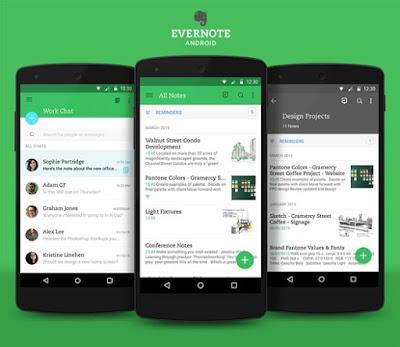Aplikasi Android Untuk Meningkatkan Produktivitas