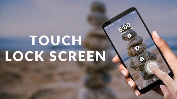Touch lock screen app kya hai or Kaise kaam karta hai