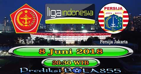 Prediksi Bola855 PS Tira vs Persija Jakarta 8 Juni 2018